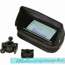 Adjustable Waterproof Motorcycle or Bicycle Smartphone Mount