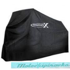 Xelement Graphite Black MC-C-50 Motorcycle Cover