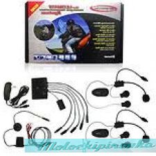BikerCom The Ultimate Motorcycle Bluetooth Communication System