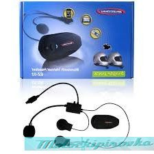 Bikecomm Rider to Passanger Bluetooth Intercom Headset