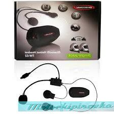 Bikecomm Biker to Biker Bluetooth Intercom Headset
