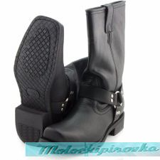 Classic Motorcycle Harness Biker Boot