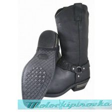 Mens King Harness Boot