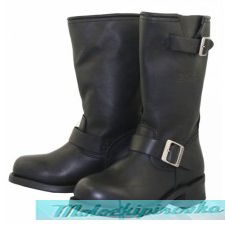 Мотоботы Womens Classic Motorcycle Advanced Engineer Biker Boot