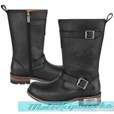 Мото боты Xelement Mens Eagle Motorcycle Engineer Boots