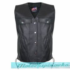 Мотожилет USA Leather Mens Undercover