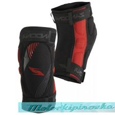Защита колен ZANDONA Soft active kneeguard short kid/lady 10/14 черн