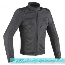 DAINESE HYPER FLUX D-DRY JACKET - BLACK куртка муж 48