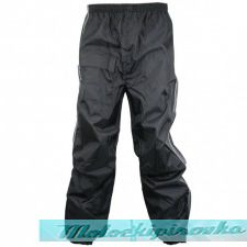 Xelement Mens 2 Piece Black and Gray Motorcycle Rainsuit
