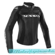 DAINESE RACING 3 LADY LEATHER JACKET - куртка кож жен