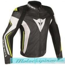 DAINESE ASSEN LEATHER JACKET куртка кож муж