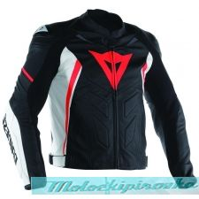 DAINESE  AVRO D1 LEATHER JACKET куртка кож муж