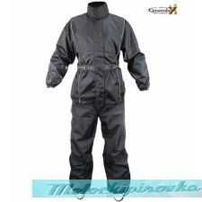 Мужской мотоциклетный дождевик Xelement Mens 2 Piece Heat Resistant Black or Green Rainsuit
