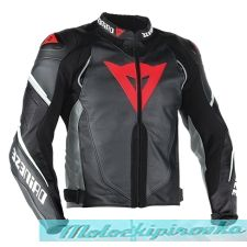 DAINESE  SUPER SPEED D1 куртка  кож с пер