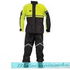 Vulcan NF-R10 Black or Fluorescent Green 2- Piece Motorcycle Rainsuit