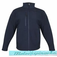 Мужской мотодождевик Storm Creek Mens Navy StormX Soft Shell Jacket