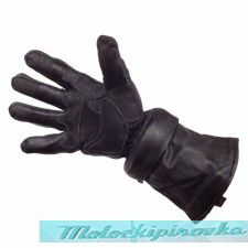 Xelement XG-852 Deerskin Insulated Motorcycle Gauntlet Gloves