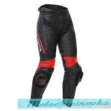 DAINESE DELTA 3 LADY LEATHER PANTS -  брюки жен кож