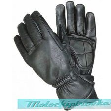 Premium Riding Leather Gloves with Gel Palms