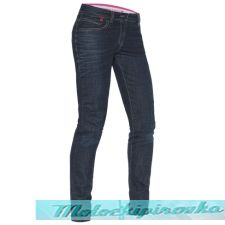 DAINESE BELLEVILLE LADY SLIM JEANS - мотоджинсы жен