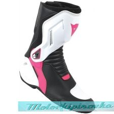 DAINESE NEXUS LADY BOOTS - BLACK/WHITE/FUCHSIA ботинки жен 40