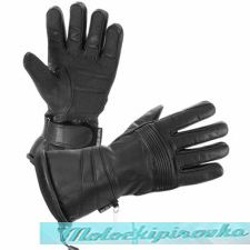 Перчатки мотоциклетные Xelement Womens Waterproof Leather Gauntlet Style Motorcycle Gloves