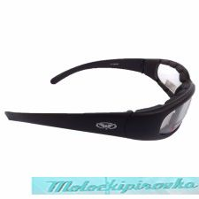 Global Vision Chicago Clear Sun Glasses