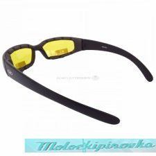 Global Vision Chicago Yellow Tint Sun Glasses