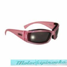 Мотоочки Global Vision Womens Fight Back Bright Pink Sunglasses