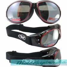 Global Vision Eliminator G-Tech Red Goggles
