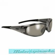 Global Vision Zilla Safety Glasses with Flash Mirror Lens
