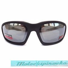 Global Vision Kickback Mirror Lens Sunglasses